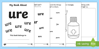 For every level, there are 12 phonics worksheets covering each skill that phonics hero teaches. My Phase 3 Trigraph Workbook Ure Teacher Made