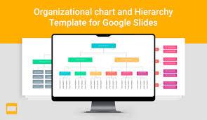Google Slides Org Chart Template