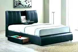 high platform bed frame queen – kpav.info