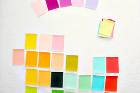 Color Aid Chart Color Charts Made With Color Aid Paper Color Color