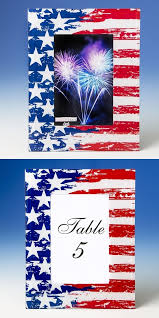 fashioncraft patriotic stars stripes flag design 4x6 gl frame