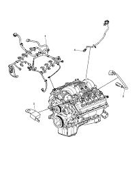 2015 dodge challenger wiring engine thumbnail 1