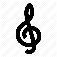 Clef Melody Music Music Notes Note Treble Clef Icon