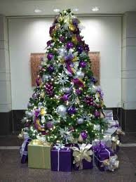 14 Magical Christmas Tree Colors And Ideas To Pull Off This SeasonBlue Christmas Tree Ideas