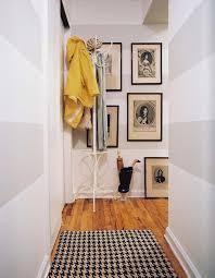 Lucite Coat Rack New Horizontal Stripes On Walls Vintage Entrancefoyer