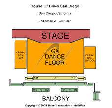 House Of Blues San Diego Tickets House Of Blues San