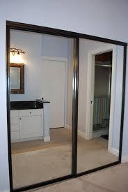 fetching design mirrored sliding closet. Mirrored Closet Doors. Doors R Fetching Design Sliding