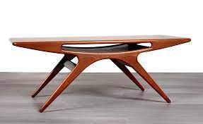 designer smile coffee table