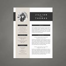 Professional Resume Template and Cover Letter Template for Word | DIY  Printable 4 Pack | The