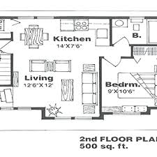 fresh 500 sq ft house plans for sq ft house plans sq ft house 1 bedroom