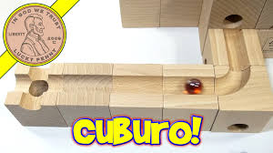 cuboro basis marbles wooden maze game basic set with 30 cube blocks you
