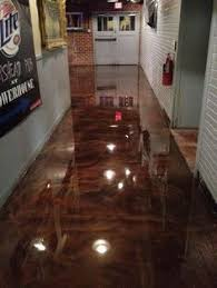 Image Paint Beautiful Epoxy Floor For The Basement Pinterest Beautiful Epoxy Floor For The Basement Getting It Together In
