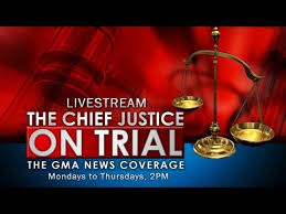 Cj Corona Impeachment Trial Live Stream Online- May 29 ...