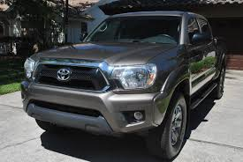 2014 Toyota Tacoma Prerunner Double Cab Trd Supercharged - Used ...
