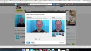 Linkedin Profile Photo How To Upload A Profile Picture On