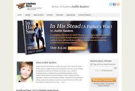 Book Author Website Design Ironwordpress Website Design Riley Designs Website
