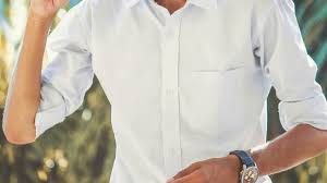 how to remove sweat stains from your best shirts