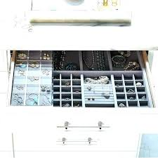 jewelry drawer organizers jewelry drawer organizer jewellery organizers closet ideas best on tr jewellery drawer organizers