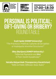 political corruption essay