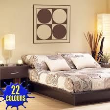 Modern Bedroom Wall Art Abstract Modern Wall Art 2 Wall Decal Sticker Lounge Living Room