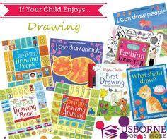 best of usborne drawing books