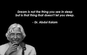 Apj Abdul Kalam Quotes On Dreams Best Of 24 Greatest Quotes By The Missile Man Dr APJ Abdul Kalam
