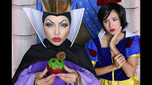 snow white evil queen makeup tutorial