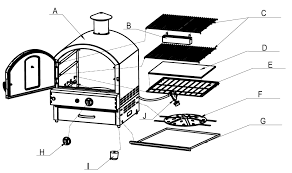 pacific living outdoor gas oven owner s manual