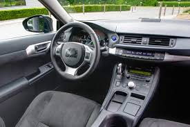 Live Lexus Ct Interior Photos Lexus Enthusiast