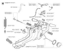 husqvarna 385 xp 2005 03 chainsaw fuel tank spare parts diagram rh ransomspares co uk husqvarna 335xpt model husqvarna chains