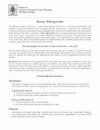 Career Advisor Resume Example Most Preferred Resume format Luxury Resume with Salary Requirements 34