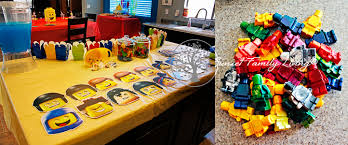 Legos For Free Lego Themed Birthday Party Free Download Sunset Family Living