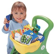 2 Year Old Toys- Shopping Cart Pretend \u0026 Learn Educational Toys - Learning