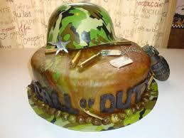 HAPPY CAKES Call Duty cake