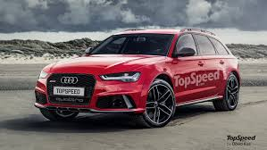 Audi RS6 Reviews, Specs & Prices - Top Speed