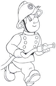 Small Picture Printable Firefighter Coloring Pages Coloring Me