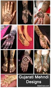 Gujarati Mehndi Design Images 10 Best Gujarati Mehndi Designs You Should Try In 2019
