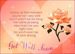 Prayer Get Well Soon Images