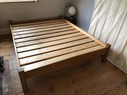 oak platform bed.  Oak Warren Evans King Size Solid Oak Platform Bed For Oak Platform Bed F