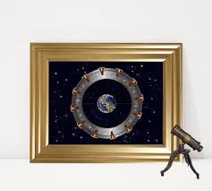Stargate Earth Astrology Chart