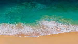 Ios 11 Beach Wallpaper Iphone X ...