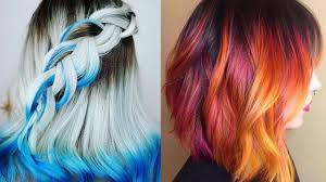 10 Stylish Hair Color Ideas For Short Hair 2019