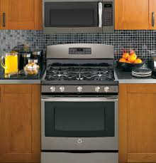 Freestanding Gas Stove Gear 30 Free Standing Gas Convection Range Jgb697eehes Ge