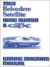1968 plymouth roadrunner wiring diagram wiring diagram for you • 1968 all makes all models parts l3044 1968 plymouth belvedere rh classicindustries com 1968 plymouth satellite wiring harness 1968 plymouth satellite wiring