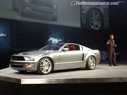 2005 Mustang Concept Desktop Wallpaper - The Mustang Source