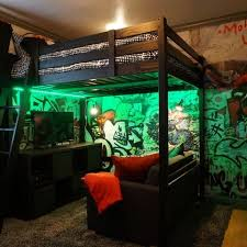 Cool Game Rooms Home Design IdeasCool Gaming Room Designs