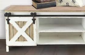 sliding barn door cabinet farmhouse furniture