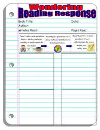 best reading activities and comprehension images  11 reading response forms and graphic organizers