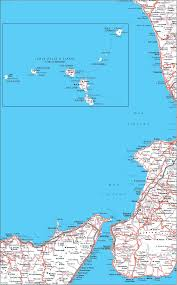 Cartina Geografica Italia Sud E Isole