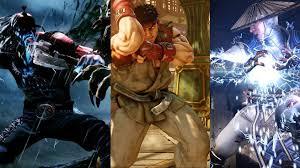 best fighting games 2016 top 5 best fighting games now